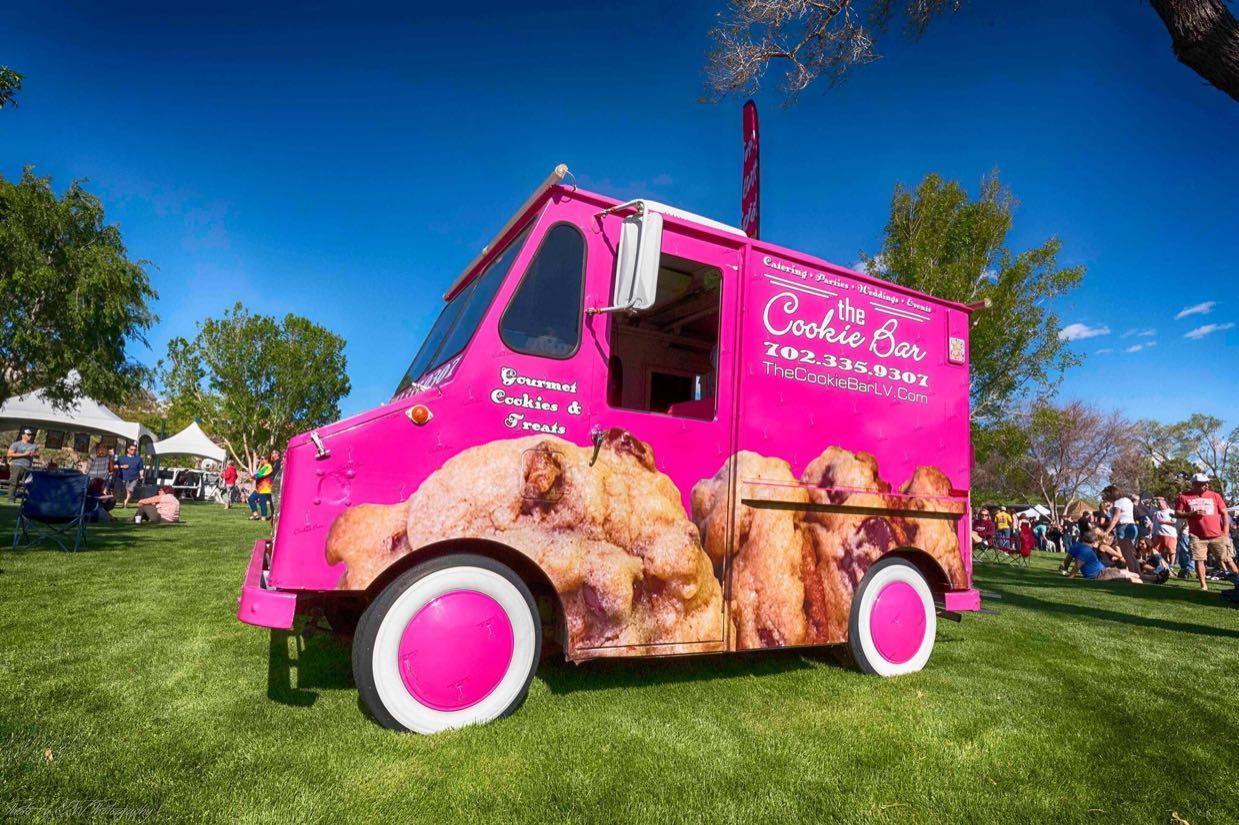 Las Vegas Corn Dog Food Truck